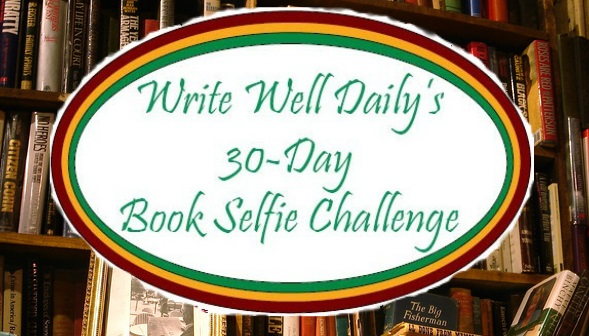 Update: 30-Day Book Selfie Challenge